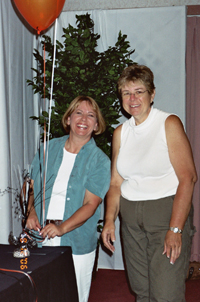 Denise and Terri (Severn) Ainsworth