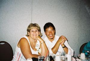 Cindy and Karl