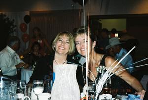 Denise and Jeri