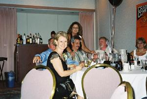 Carole (Kinney) Eselin, Joseph Eselin, Allen Burns and Susan