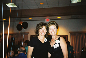 Becky and Jeri