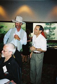 Rick and Brian