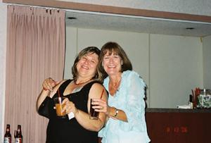 Pamela White and Kathy Grisham Smith