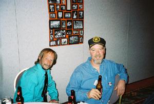 Jim Elo and John Cluck