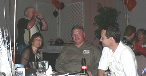 Anne, Marty, and Brian