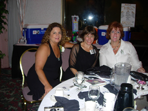 Susan, Anne, and Kim