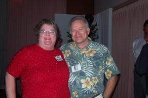 Bernie and Ilean (Shepherd) Landreth