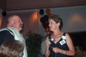 Mike Whitehead and Jeri (Evans) Keeton