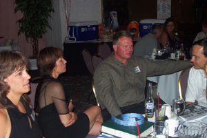 Jody Whitehead, Anne, Marty Ryan,  and Brian Capp
