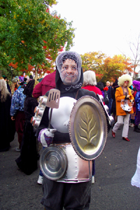 Knight in Shining Cookware