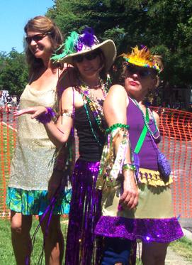 Valerie, LIsa, Patricia