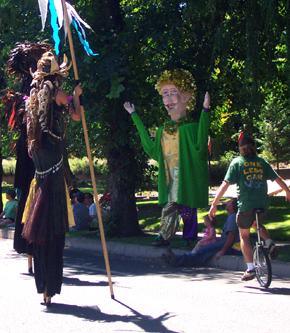 Puppets Dance
